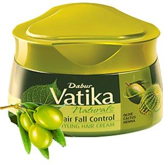Dabur Vatika Naturals Hair Fall Control Cream (140ml)