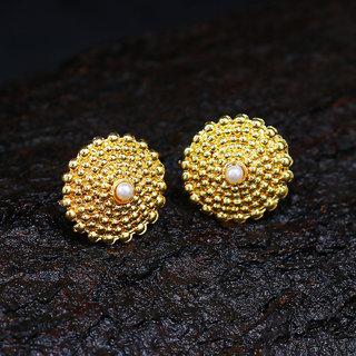 Sukkhi Dazzling Gold Plated Earring For Women
