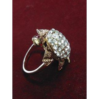 Tortoise ring- Good for Wealth and Prosperity