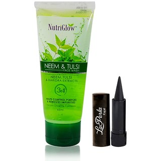 Nutriglow Neem  Tulsi Face Wash (Pack Of 1)
