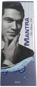 Mantra Pre- Shave oil for men