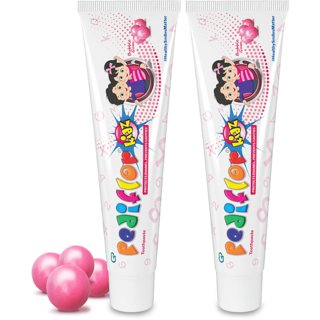 Pediflor Kidz Toothpaste Set of 2 packs - 70gms+70gms by GPL