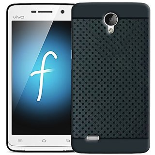 Vivo Y21 Dotted Soft Back Cover