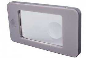 iPhone Shape 4LED 2.25X Magnifying Glass -PIA INTERNATIONAL