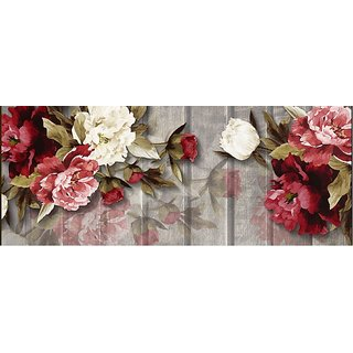 Style UR Home - Beautiful Peony Flowers Wall Poster -  12 x 18
