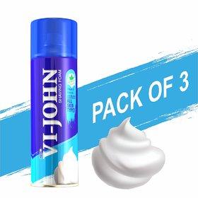 Shave Foam 400GM Sensitive Skin Set of 3