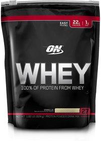 Optimum Nutrition (ON) Whey - 1.82 lb (Vanilla)