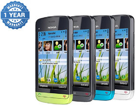 Refurbished Nokia C503 ((1 Year Warranty By Warranty Bazaar))