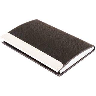 AV Enterprises Black Card Holder