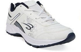 Smart Wood  Aero Fax Men Sport White  Running  Shoes