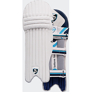 SG VS319 Spark Cricket Batting Legguard Full Size