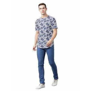 Stylox Men Blue Comfort Fit Jeans
