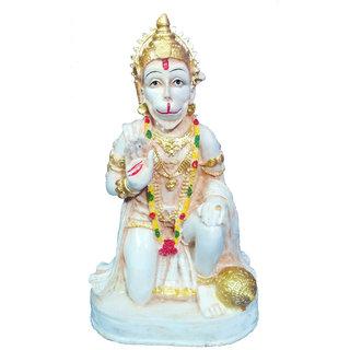 Hanuman Ji Blessing Mudra (Polymarble)