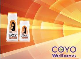 COYO White Tea Shampoo - Combo Pack (100 ml + 200 ml)