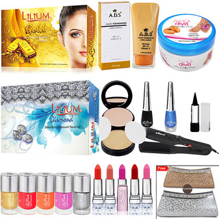 Home Makeup Parlour Combo Sets Pack of 20