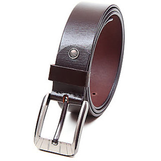 BLeather Reversible Belt