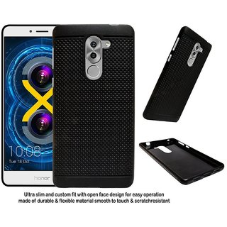 Huawei Honor 6X Dotted Soft Back Cover
