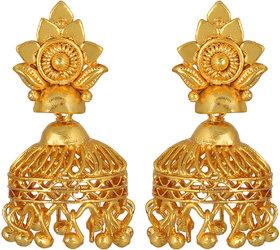 Goldnera Religious Men's Gold Plated Sikkhi Kada