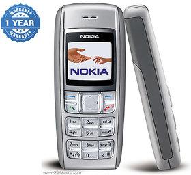 Refurbished Nokia 1600( 1Year warrantyBazaar Warranty)