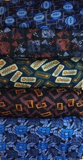Pack of 2 Cotton Junior Printed Bermuda (Shorts)