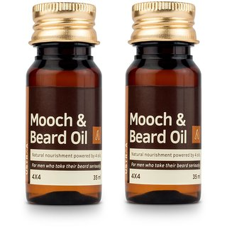 Mooch  Beard Oil 4x4 - Set of 2