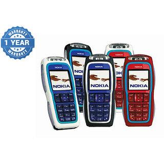 Refurbished Nokia 3220 (1 Year WarrantyBazaar Warranty)