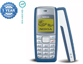 Refurbished Nokia 1110i with 1 year  warranty Bazaar warranty