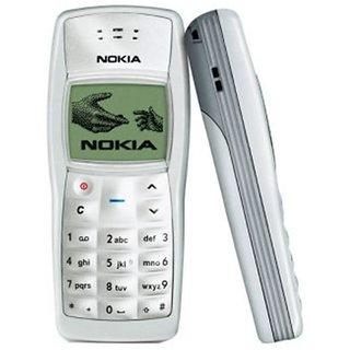 Nokia 1100 Certified Pre Owned ( 6 Months Seller Warranty )