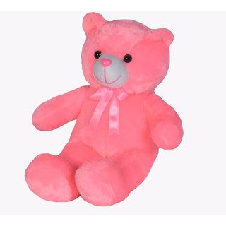 Ultra Baby Teddy Soft Toy 9 Inches- Pink