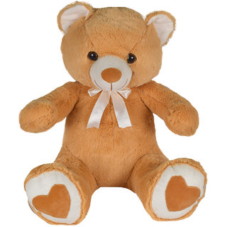 Ultra Angel Teddy Soft Toy 22 Inches - Brown