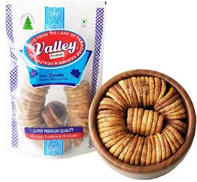 Valleynuts Premium Dried Afghani Figs 400 Grams