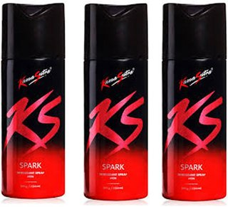 Pack Of 3 Kama Sutra Deodrant for Men 150 ml