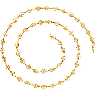 GoldNera Fashion Jewelry Goldplated Cutwork Chain Jewelry Gift