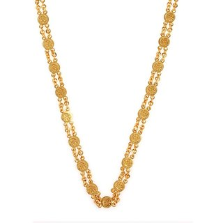 GoldNera Gold Plated Ginni Chain for Women