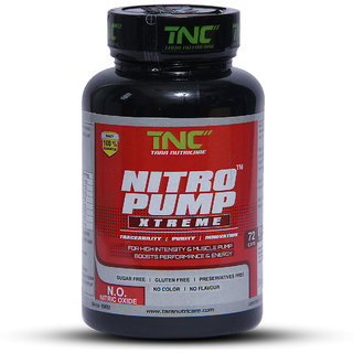 Tara Nutricare Nitro Pump Xtreme 60 Capsules