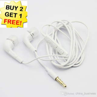 3.5mm headphone headset high bass for samsung redimi viov oppo nokia htc and all android smart phone