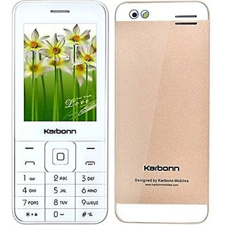 KARBONN KPhone 1 Dual SIM Feature Phone
