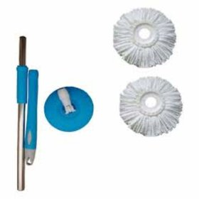 KS HANDLE MOP ROD WITH DUSTER SET OF 2
