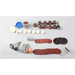 Aeoss 105 PC BIT SET SUIT MINI DRILL Dremel Rotary Tool Accessories