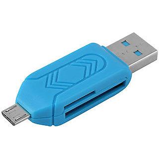CARD READER + USB OTG