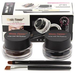 Music Flower Gel Eye Liner 6 g (24 H Eye Studio)
