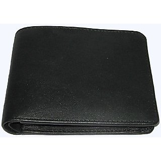 Leather Wallet for Men Stylish and Trendy 106 (Synthetic leather/Rexine)