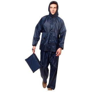 Benjoy Unisex Rainsuit  Waterproof Blue