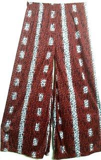 Ladies Cotton Plazo Size Medium/Large/XL