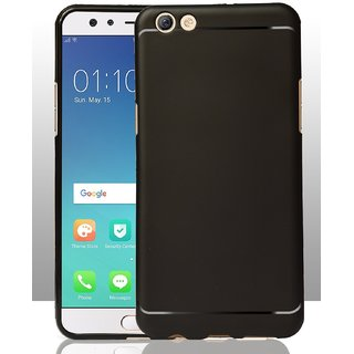 Oppo F3 Plus Soft Back Cover With 360 Degree Protection