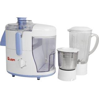 Quba JMG- 80 500 Watt 2 Jar Juicer Mixer Grinder