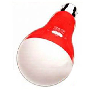 Kudos Onlite Rechargeable 12 Watt LED Emergency Bulb Light AC/DC Bulb Works Even w/o Electricity
