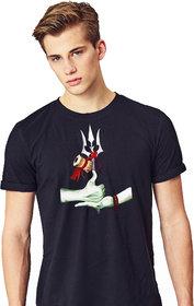 shiva graphic t shirt