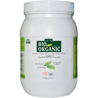 Indus valley Bio Organic Herbal Henna Powder