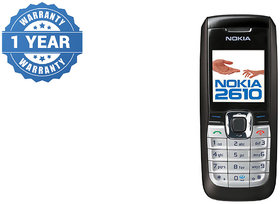 Refurbished Nokia 2610 (1 Year Warranty Bazaar Warranty)